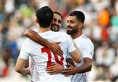 حاشیه دیدار ایران - کامبوج| شروع طوفانی تیم ملی و حضور دولتیها در ورزشگاه