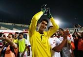 بیرانوند: قهرمان لیگ صد درصد مشخص است/ امیدوارم به پرسپولیس برگردم و به سراغ قهرمانی آسیا برویم
