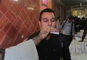 اخبار اربعین 98| بزرگترین کاروان دانشجویی کشور از قم عازم عراق شد