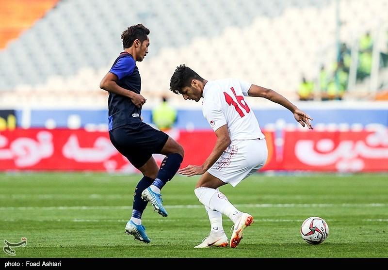 تیم ملی فوتبال ایران , تیم ملی فوتبال بحرین , جام جهانی 2022 قطر ,