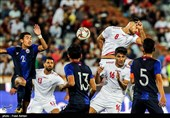 Iran Second Best Asian Team in FIFA Ranking