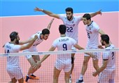 Iran Earns Successive Win at FIVB World Cup after Beating Argentina