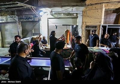 اربعین حسینی؛ دنیا بھر سے لاکھوں زائرین نجف اشرف پہنچ گئے