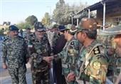 بازدید سرلشکر موسوی از یگانهای ارتش در شمال غرب