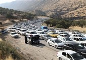 ترافیک سنگین و پرحجم در محورهای مواصلاتی شرق استان تهران؛ آغاز محدودیتهای تردد