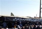 موکب داران مازنی در کشور عراق به زائران سالار شهیدان خدمت میکنند