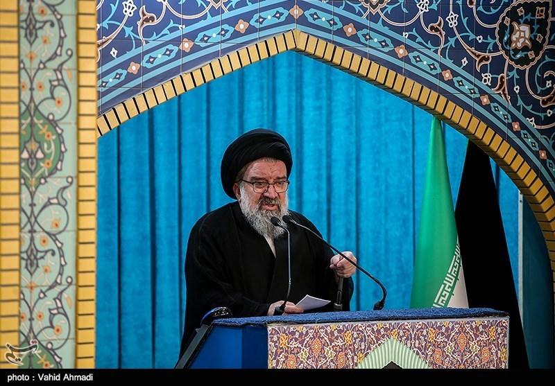 خطیب طهران: على ترکیا وقف عملیتها العسکریة شمال سوریا