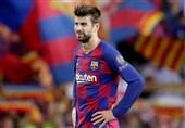 واکنش پیکه به انتقادات از بارسلونا