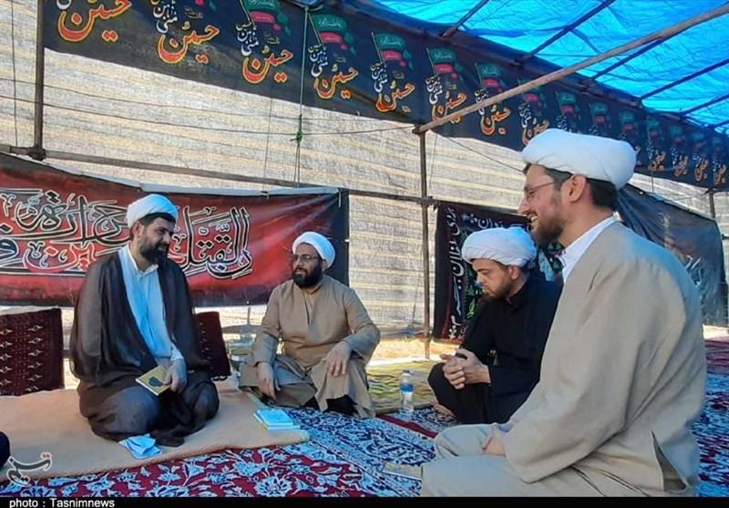 اخبار اربعین 98|طرح هر روحانی مستقر در کاروان زیارتی اجرا میشود