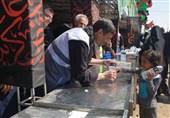 دستور توزیع فوری 3 میلیون بطری آب معدنی برای زائران اربعین