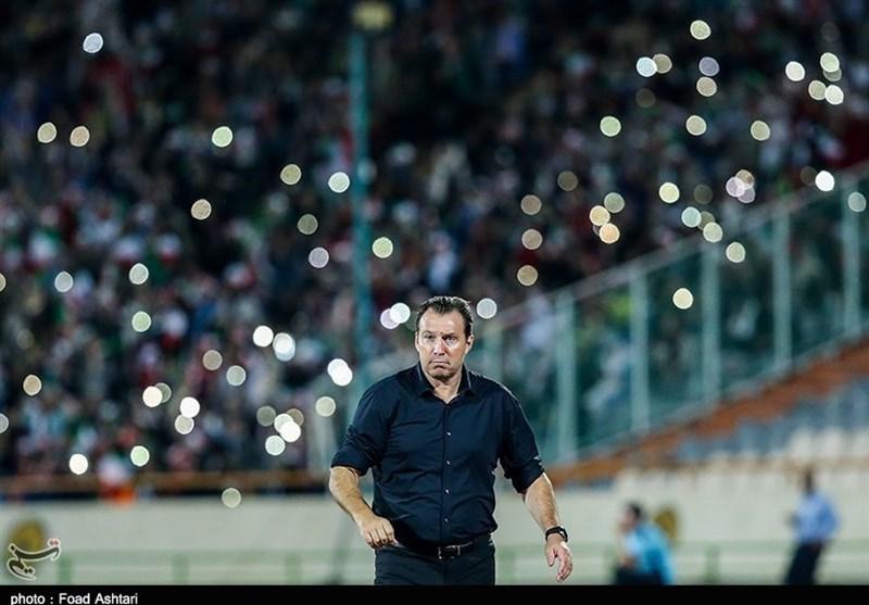 ویلموتس: وقتی از موقعیتهایمان استفاده نکردیم، شرایط سخت شد/ توپ به دست بازیکن بحرین خورد و پنالتی روشن بود