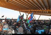 اخبار اربعین 98| مهران سراسر لبریز عشق سالار شهیدان است