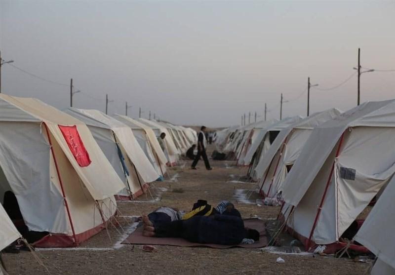 اخبار اربعین 98| هلال احمر بیش از 4000 زائر پاکستانی را در زاهدان اسکان داد