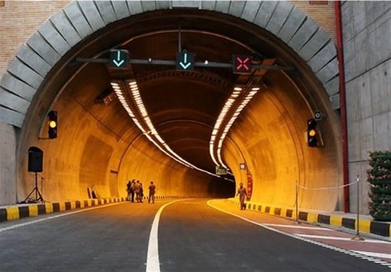 اربعین 98 |تونل قلاجه ایلام برای تردد زائران اربعین زیر بار ترافیک رفت
