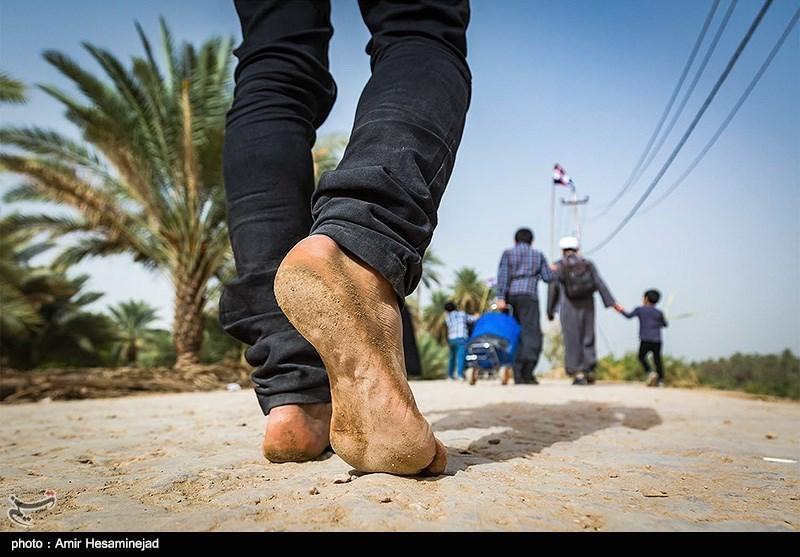 اخبار اربعین 98  حضور پر شور مردم کرمان در اجتماع عظیم اربعین / حضور 116 هزار کرمانی در عراق