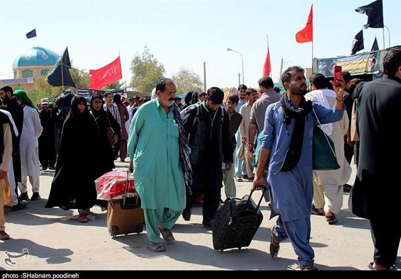110 هزار زائر پاکستانی از سیستان و بلوچستان عازم عتبات عالیات شدند