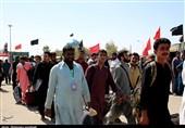 اخبار اربعین 98| خدمترسانی آستان قدس به زائران اربعین در مرز میرجاوه + فیلم