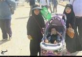 اخبار اربعین 98 | بهزیستی ایلام 255 زائر گمشده را تحویل خانوادههایشان داد