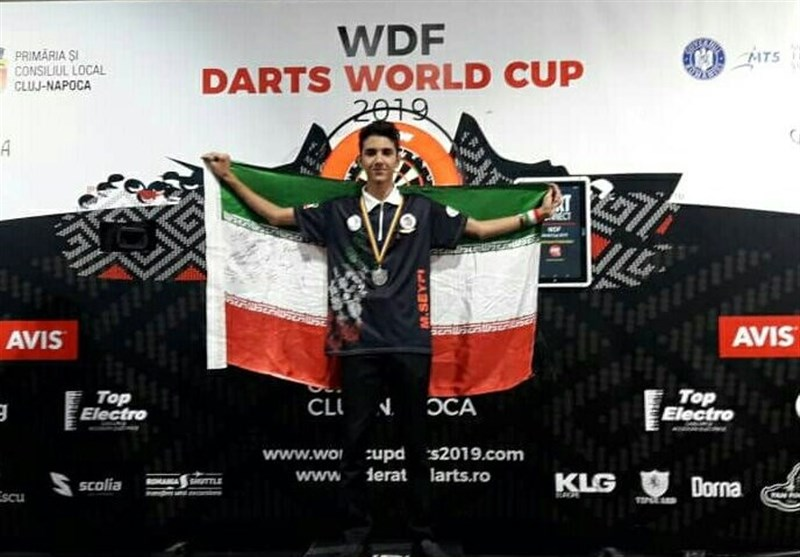 WDF World Cup Youth: Iran's Seifi Wins Silver