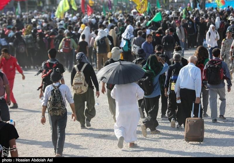 اخبار اربعین 98| اعزام ماموران انتظامی بوشهر به مرزهای شلمچه و چذابه
