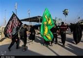 اخبار اربعین 98| تردد 70 هزار زائر ایرانی از پایانههای مرزی شلمچه و چذابه در 24 ساعت گذشته