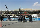 اخبار اربعین 98| خدمترسانی موکب امام خامنهای به زائران اربعین + فیلم