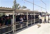 کرمانشاه  مرز خسروی فردا بازگشایی میشود