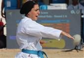 بازیهای جهانی ساحلی| فاطمه صادقی فینالیست شد