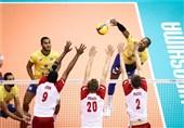 جام جهانی والیبال| پیروزی قهرمان المپیک بر قهرمان جهان