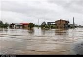 تازهترین اخبار از سیلاب مازندران  بازگشایی موقت محور مازندران ـ گلستان/ قطعی آب برخی ساکنان بهشهر و گلوگاه