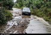 تازهترین اخبار از سیلاب گلستان| طغیان رودخانهها در گلستان / روانآب وارد بخشی از شهرهای نوکنده و آققلا شد