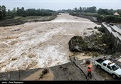 رشد بارش نزولات آسمانی مازندران؛ ضرورت توجه به حریم رودخانههای استان را دو چندان میکند