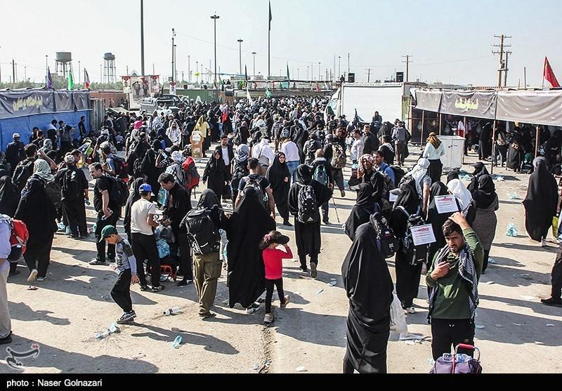 اخبار اربعین 98  30 هزار زائر اربعین در شهر کرمانشاه اسکان یافتند