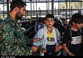 اخبار اربعین 98| 30 هزار مأمور ناجا در مرزها مشغول فعالیت هستند