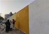هنرمندان 13 استان برای تغییر سیما و منظر پایتخت طبیعت دست بهکار شدند