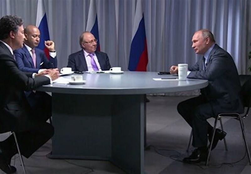 پوتین: روسیه هرگز با کسی علیه کشور ثالثی دوستی نمیکند