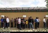 اخبار اربعین 98| خدمترسانی آستان قدس به زائران اربعین در مرز مهران + فیلم