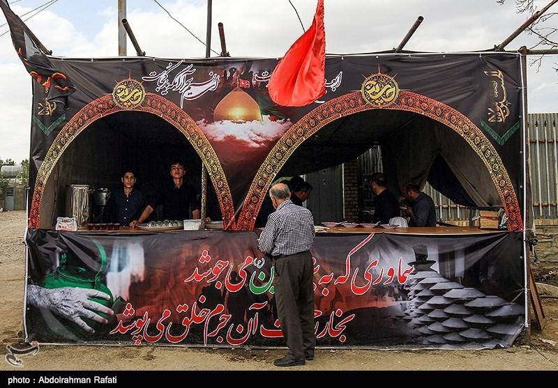 اخبار اربعین 98| پذیرایی موکب شهید وحدت ملی از زائران افغانستانی اربعین + تصاویر
