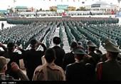 مراسم دانشآموختگی دانشجویان دانشگاه امام حسین (ع)