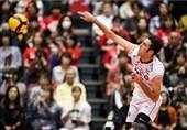 جام جهانی والیبال| یلی امتیازآورترین بازیکن ایران شد/ برتری ژاپن در اسپک و سرویس