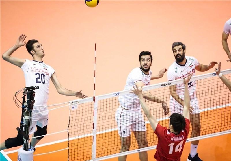 جام جهانی والیبال| سقوط یک پلهای ایران در جدول/ تونس بالاخره طعم پیروزی را چشید