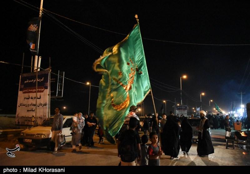 اخبار اربعین 98| شور حسینی در نقطه صفرمرزی شلمچه + تصویر