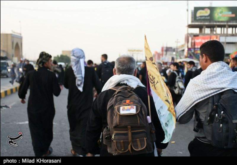 اخبار اربعین 98| روزانه 2500 زائر در موکب «یالثاراتالحسین(ع)» دورود اسکان داده میشوند