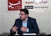 مدیرعامل شهرکهای صنعتی کردستان از دفتر استانی تسنیم بازدید کرد+تصویر