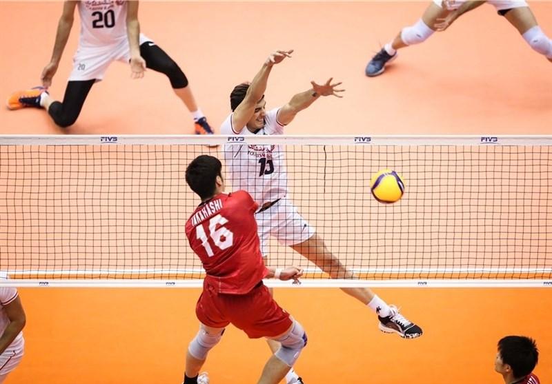 FIVB World Cup: Iran Falls to Japan