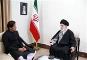 وزیراعظم عمران خان کا امام خامنہ ای کو خراج تحسین