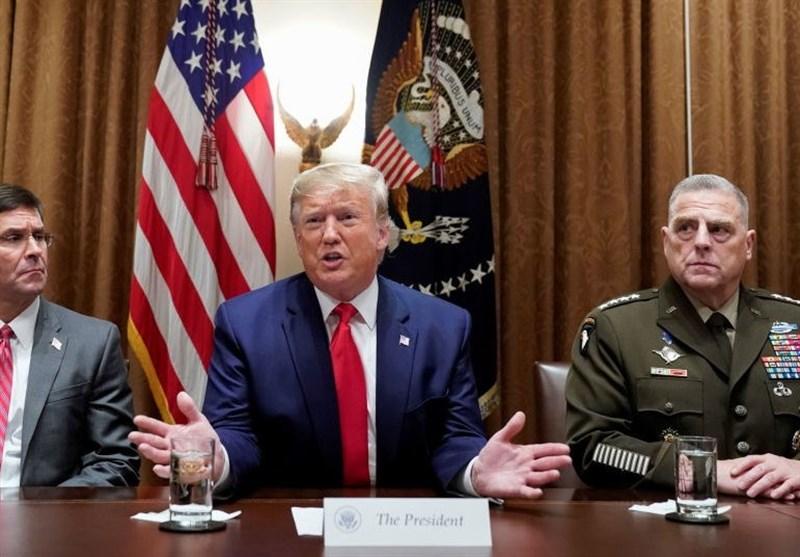 آمریکا در صدد خارج کردن 1000 نیرو از سوریه
