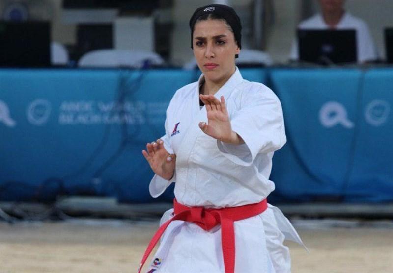 کاراته گزینشی المپیک| صادقی از کسب سهمیه المپیک باز ماند