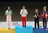 بازیهای جهانی ساحلی  فاطمه صادقی اولین مدالآور کاروان ایران لقب گرفت