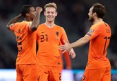 انتخابی یورو 2020| هلند با حداقل اختلاف پیروز شد/ روسیه با برتری پرگل به جمع صعودکنندهها پیوست